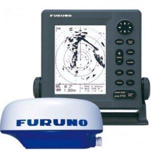 Furuno Radar 1715 / GPS Marine