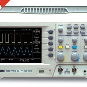 GW INSTEK GDS-1102-U 100MHz 2