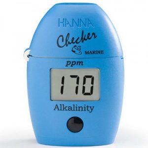 Hanna HI755 Saltwater Aquarium Alkalinity Colorimeter Checker