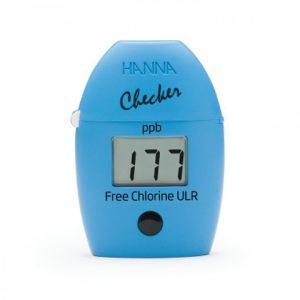 Hanna HI762 Ultra Low Range Free Chlorine Checker