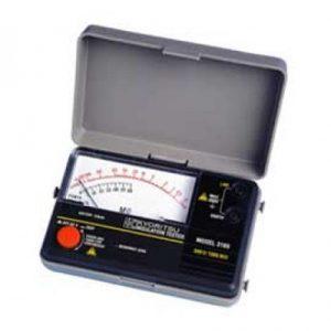 Kyoritsu 3166 Analog Insulation Tester