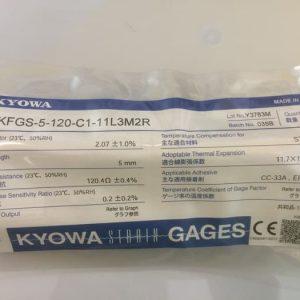Kyowa KFGS-5-120-C1-11 L3M2R Strain Gauge