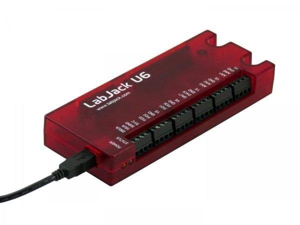 LabJack U6 Multifunction USB Data