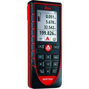 Leica Disto D510 Touch Laser Distance Meter