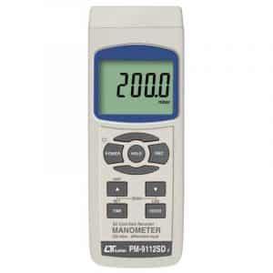 Lutron PM-9112 SD Manometer