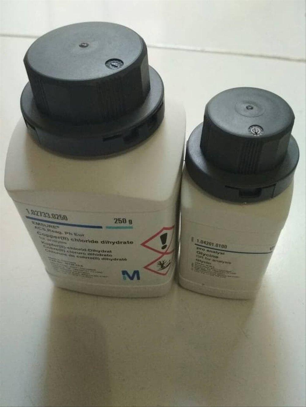 Paket MERCK Chemical