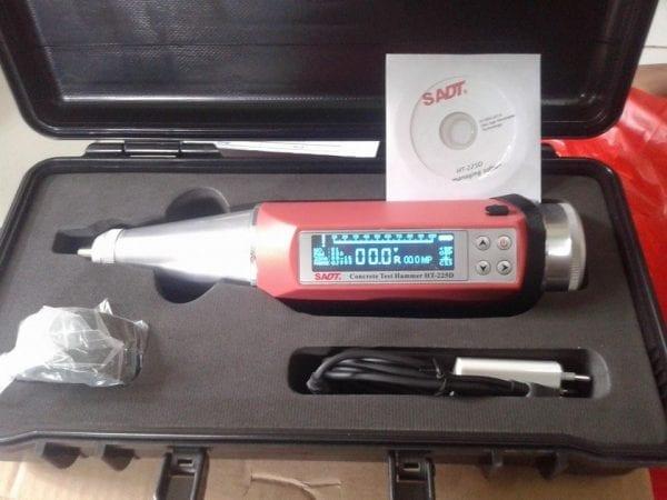 SADT HT-225D Concrete Hammer Test Digital