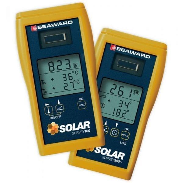 Seaward 200R Solar Survey Multifunction Solar Irradiance Meters