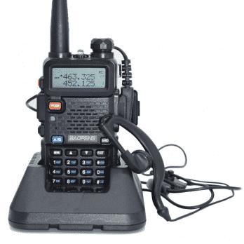 Baofeng HT Pofung Dual Band UHF VHF UV-5R