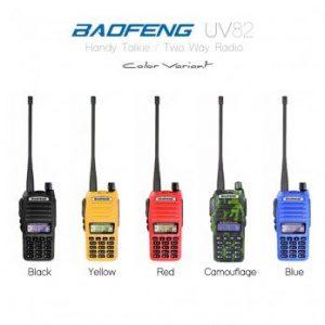 Baofeng UV82/UV-82 Two-Way UHF/VHF