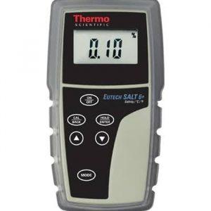 Eutech Salt 6+ Handheld Salinity Meter Tester