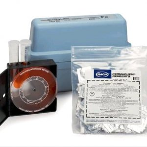 HACH 1464-00 Iron Color Disc Test Kit