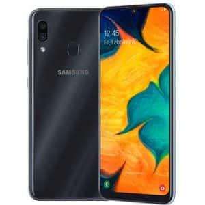 Handphone Samsung A30 [64GB / 4GB]