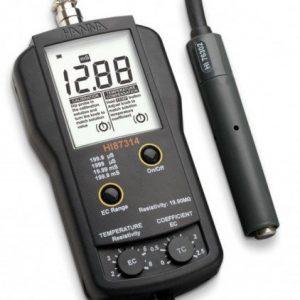 Hanna HI 87314 EC and Resistivity Meter