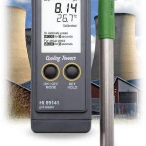 Hanna HI 99141 Portable Waterproof pH Meter