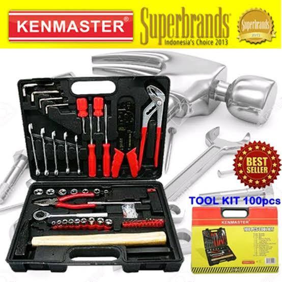 Kenmaster Set Tool Kit