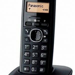 Panasonic KX-TG1611 Cordless Phone - Hitam
