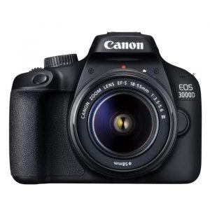 Canon EOS 3000D Kit 18-55mm