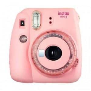 Fujifilm Instax Mini 9 Clear Kamera Polaroid