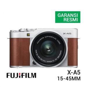 Fujifilm X-A5 Kit 15-45mm Kamera Mirrorless