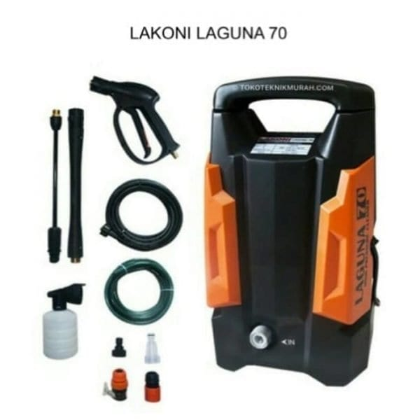 Lakoni Laguna 70 Mesin Jet Cleaner