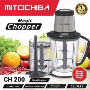 Mitochiba CH 200 Magic Chopper
