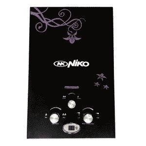 Niko NK6LD Gas Water Heater Pemanas Air - Hitam