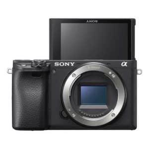 SONY Alpha A6400 Kamera Mirrorless