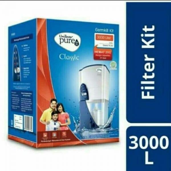 Unilever 9L Pureit Classic Germkill Kit Filter Air