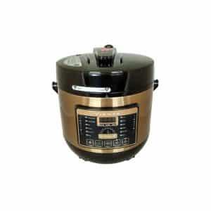 Vienta Smart Pressure Cooker Brown Black