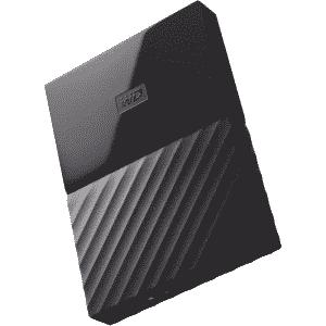 Western Digital My Passport 1TB Harddisk Eksternal 3.0