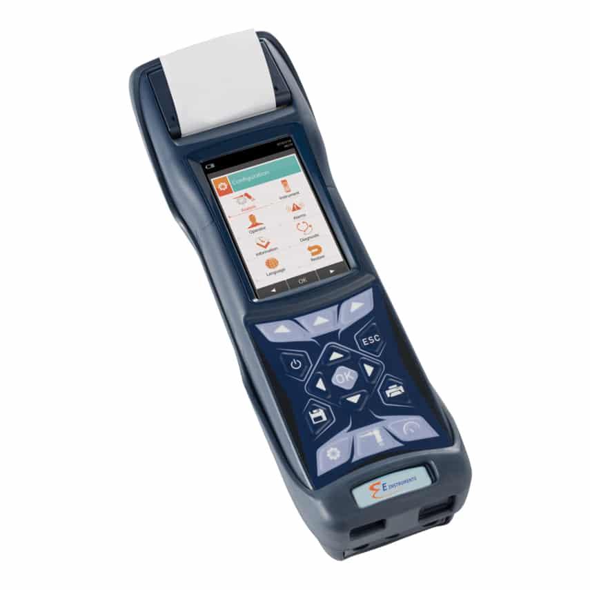 E Instruments E4500